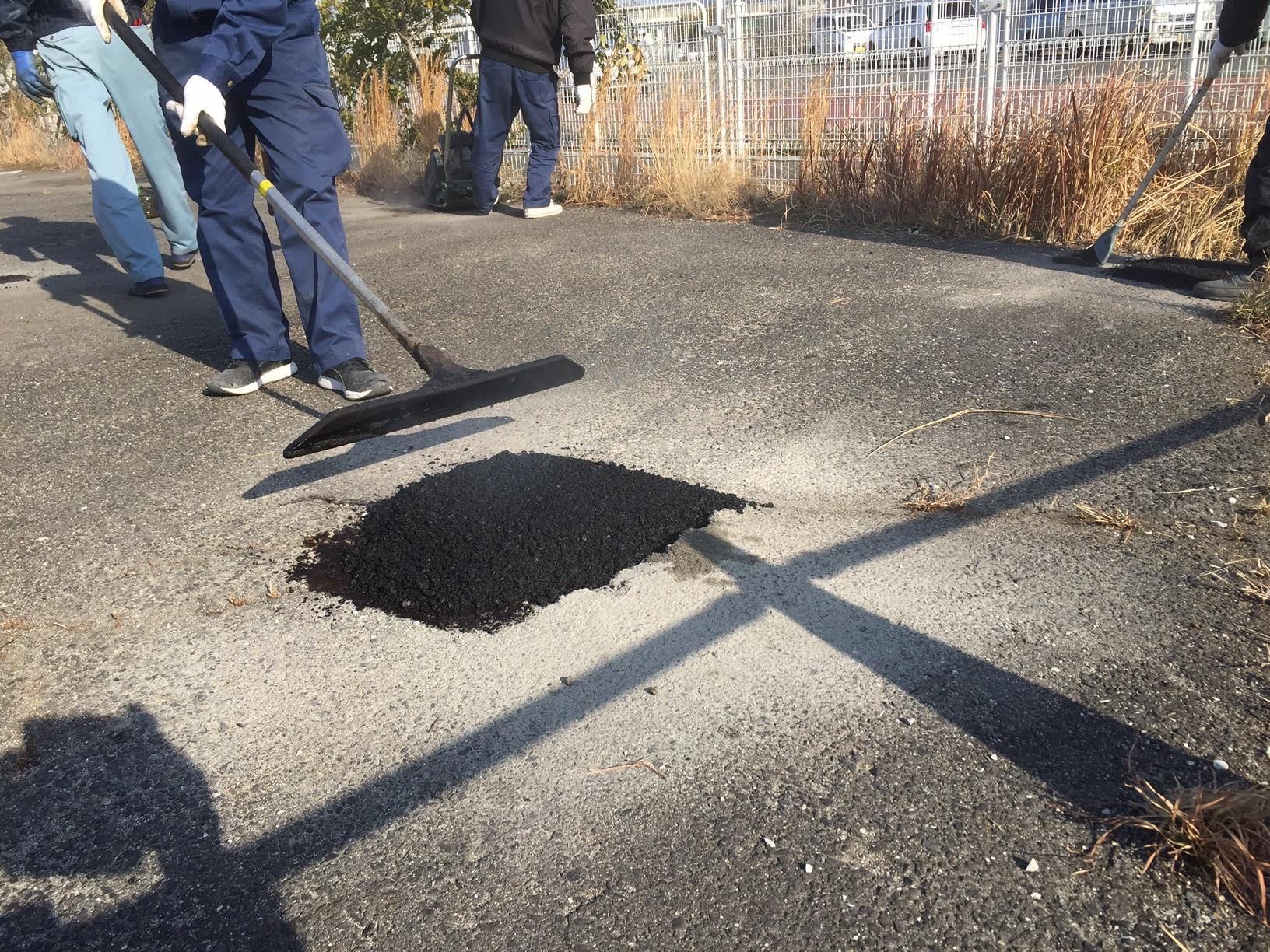 舗装修繕2