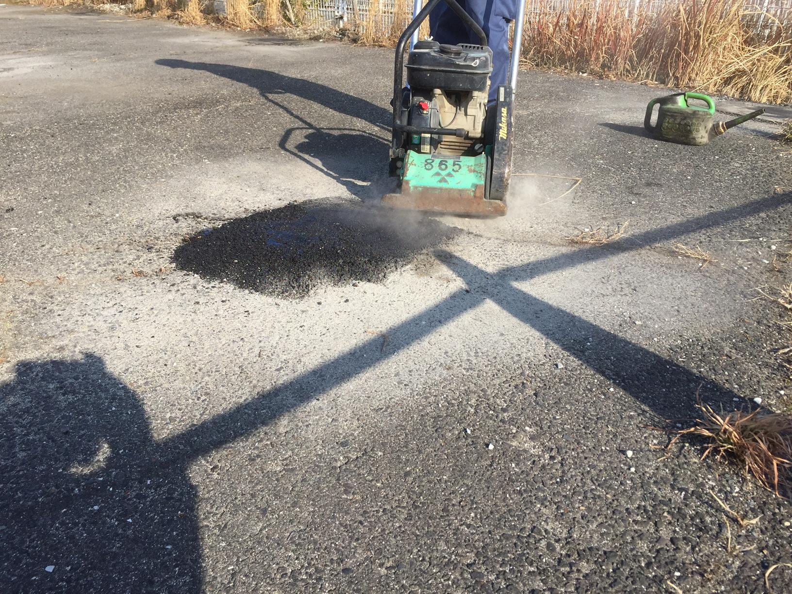 舗装修繕3
